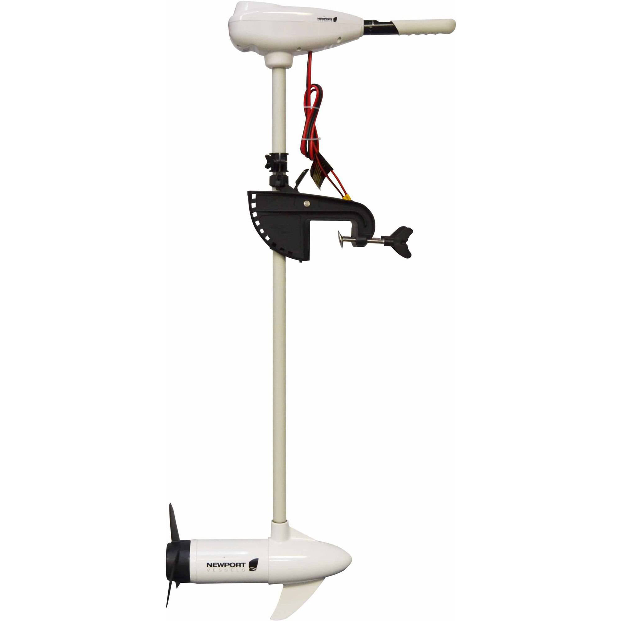 Newport Vessels 86-Pound Thrust Trolling Motor, Saltwater, 24V by Newport Vessels