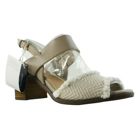 New Ladies Brown Wedge Heel - Dr. Scholl