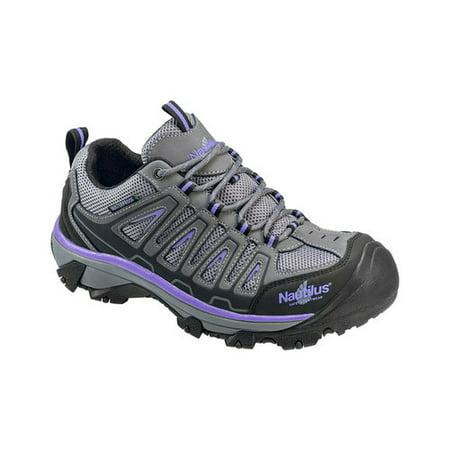 Women's Nautilus N2258 Steel Toe Waterproof EH Athletic Work Shoe