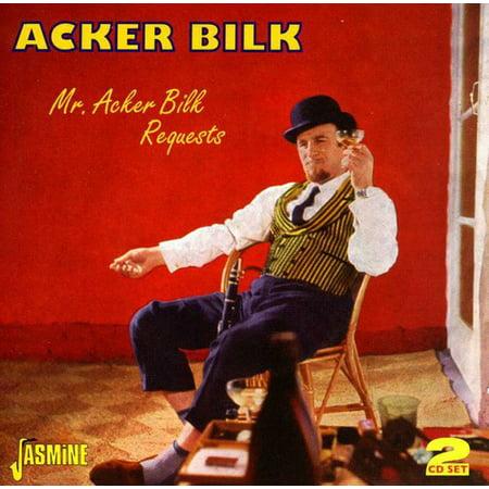 Mr Acker Bilk Requests (CD) (The Best Of Acker Bilk)