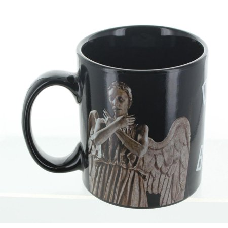 Doctor Who Weeping Angel 11-oz Heat Reveal Mug