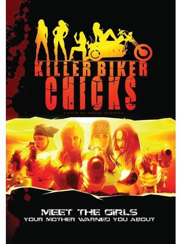 Killer Biker Chicks by CHEMICAL BURN