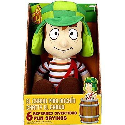 El Chavo Parlanchin 18 Inch Talking Plush Doll  By Jakks Pacific