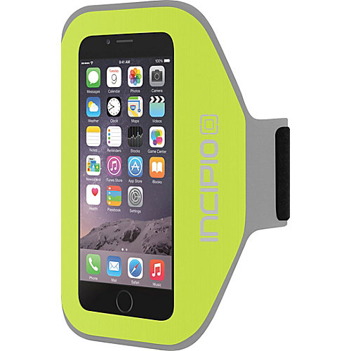 iPhone 6/6s Armband, Incipio [Water Resistant] [Key Pocket] [Performance] Armband for iPhone 6/6s-