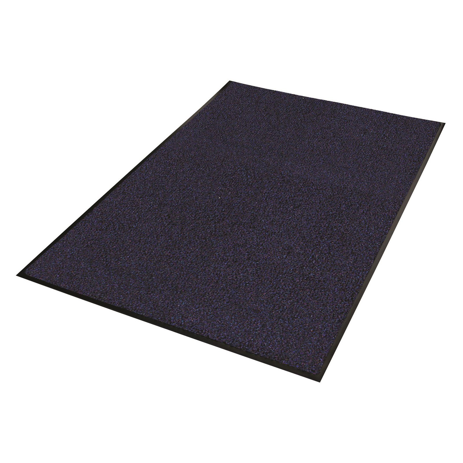 Rubber with Nylon Carpet Burgundy Guardian Platinum Series Indoor Wiper Floor Mat 6x7