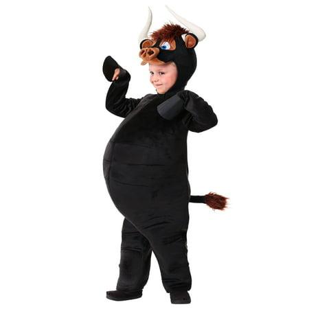 Bull Costume For Baby (Toddler Ferdinand Bull)