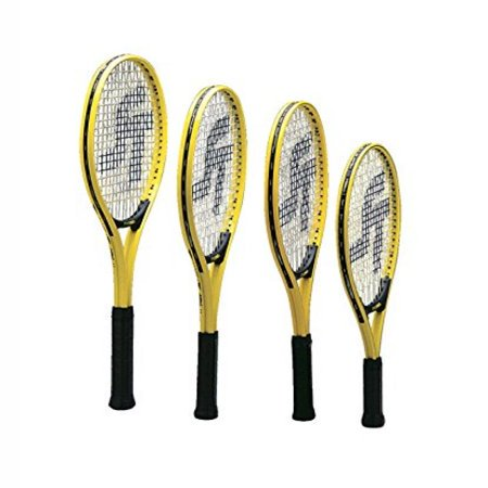 Sportime Yeller Aluminum Tennis Racquet, Multiple Sizes,