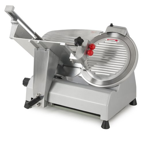 Della Electric Commercial Stainless Steel Blade Meat Slicer