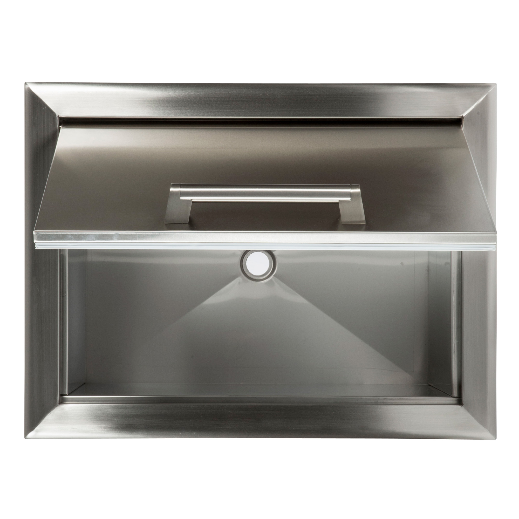 Coyote Cdic Outdoor Kitchen Drop In 2 1 Cu Ft Stainless Steel Insulated Cooler Walmart Com Walmart Com