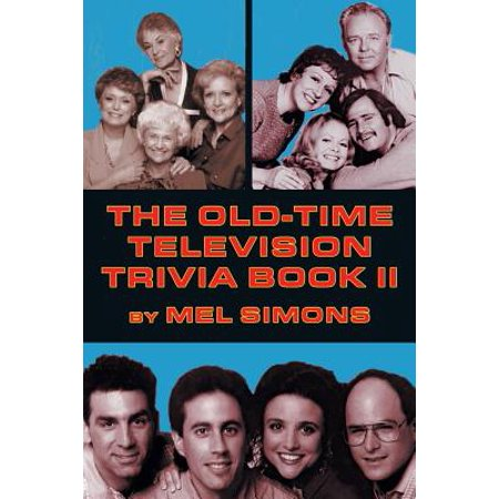 The Old-Time Television Trivia Book II](Halloween 2 Trivia)