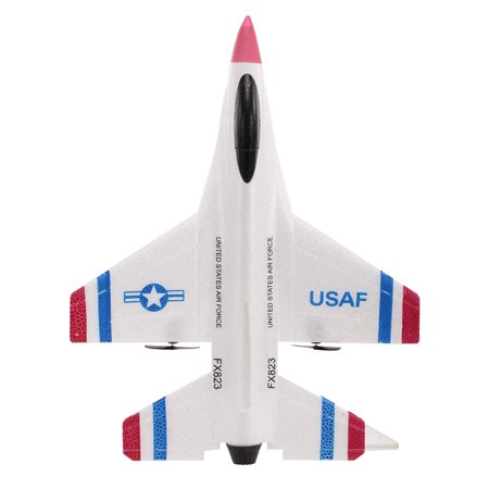 FX-823 2.4G 2CH 290mm Wingspan Remote Control Glider Fixed Wing EPP RC Airplane Aircraft RTF - image 5 de 7