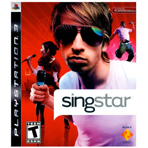 Singstar - Game Only (PS3) - Pre-Owned