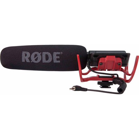 (Rode Videomic Shotgun Microphone with Rycote Lyre Mount)