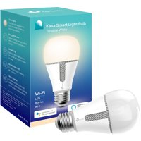 TP-Link Kasa KL120 Smart Light Bulb, 60W LED Tunable White, 1-Pack