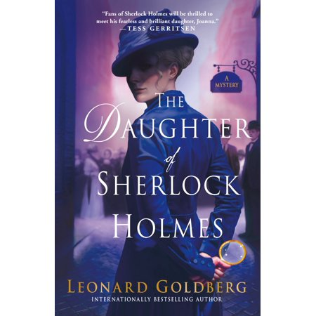 The Daughter of Sherlock Holmes: A (Katie Holmes Fashion)