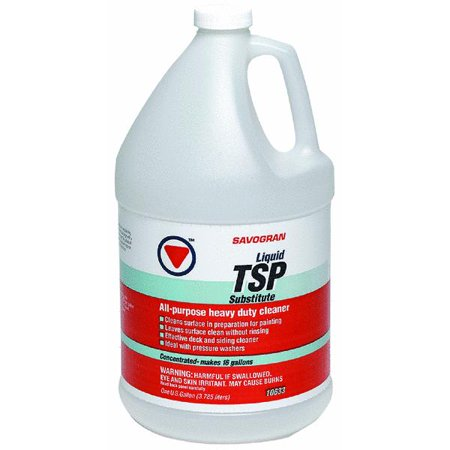 Liquid Tsp Substitute Cleaner
