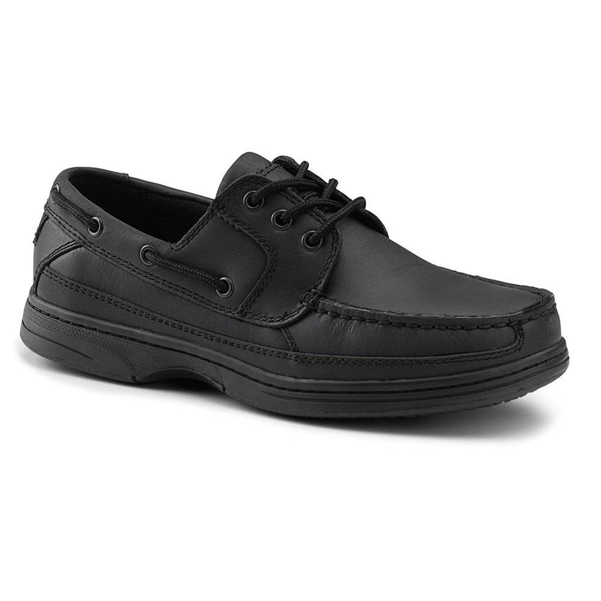 Dockers Pier Mens Black Boat Shoes by Dockers