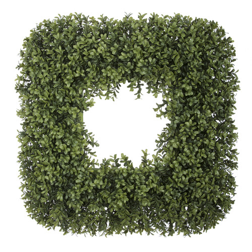 House of Silk Flowers Inc. 23'' Artificial Boxwood Wreath