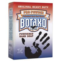 Heavy Duty Powder Hand Soap, 5 lb, Contains no phosphate By Boraxo