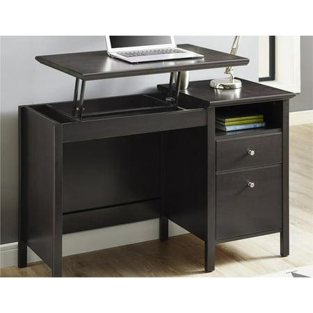Ameriwood Home Adler Lift-Top Desk, Multiple Colors