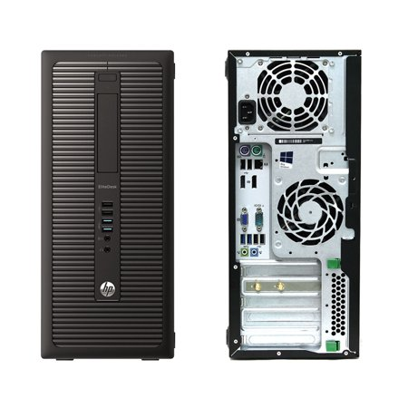 HP EliteDesk 800 G1, Tower, Intel Core i5-4570 up to 3.60 GHz, 12GB DDR3,  NEW 1TB SSD, DVD-RW, No Operating System | Walmart Canada