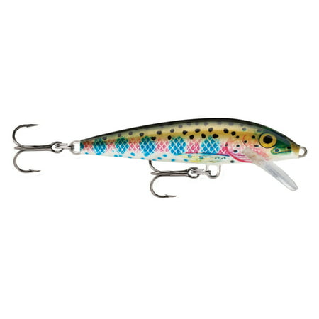 (Rapala Original Floating Lure Size 07, 2 3/4