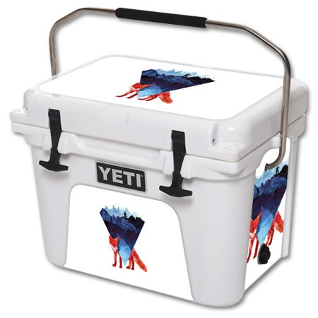 MightySkins Skin For YETI 20 qt Cooler | Protective, Durable, and Unique Vinyl Decal wrap cover | Easy To Apply, Remove, and Change Styles | Made in the
