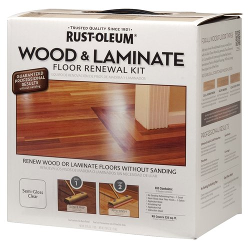 Rust-Oleum Wood and Laminate Floor Renewal Kit