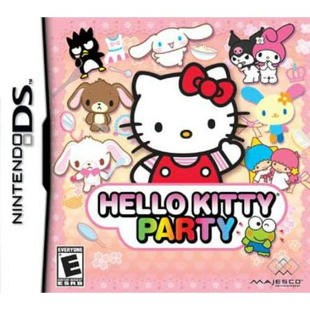 Majesco Hello Kitty Party (Hello Kitty Neoprene Game)