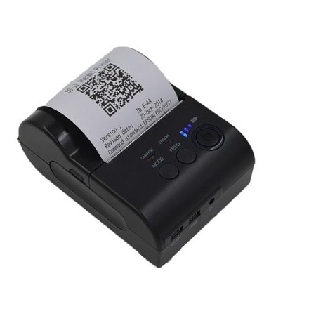 Receipt Thermal Printer,Portable Personal Bill Printer
