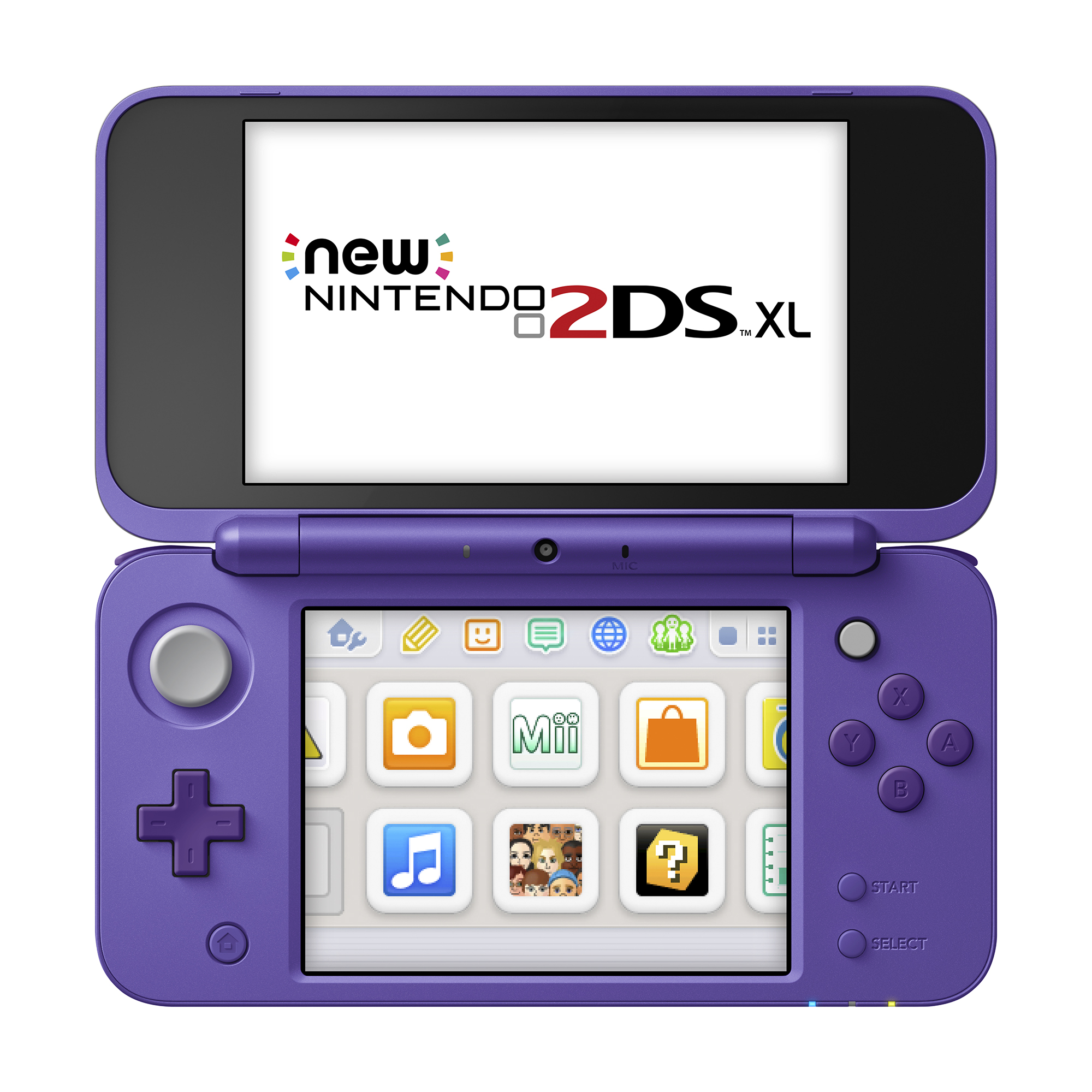 New Nintendo 2ds Xl System W Mario Kart 7 Pre Installed Purple Games Super Circuit For Gb Advance Video Silver Jansvbdb