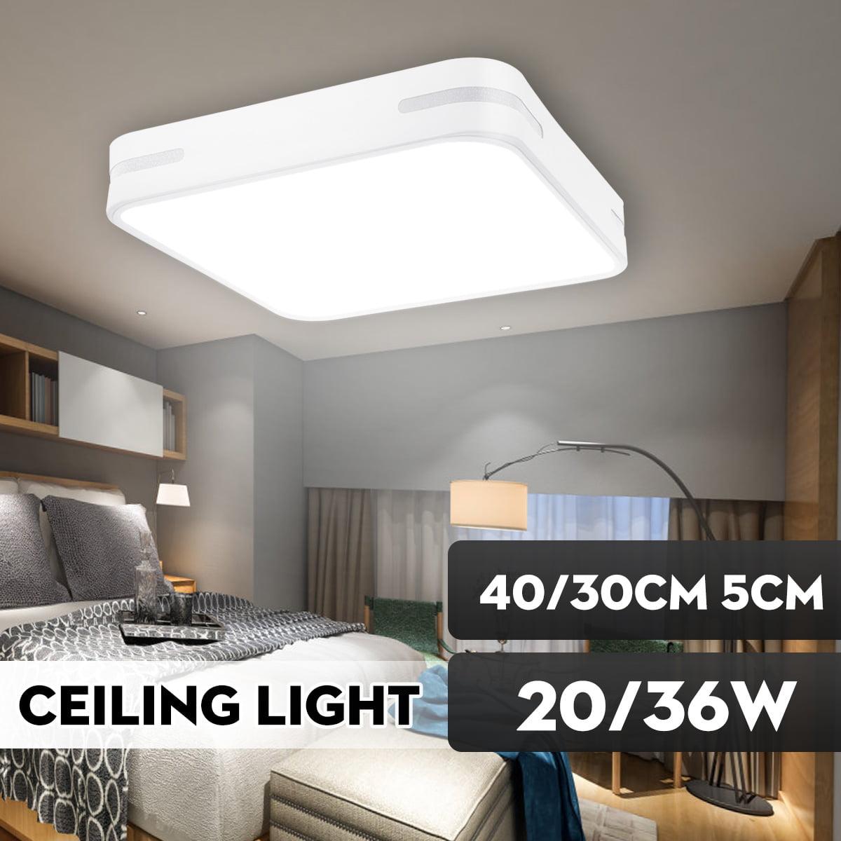 36w Led Ceiling Down Light Mount Lamp Living Room Bedroom Kitchen Ceiling Lights Home Lighting Home Lighting Light