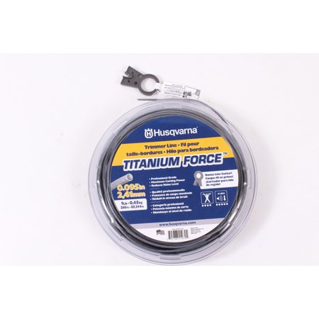 Husqvarna 639005104 Commercial Grade Titanium Force .095