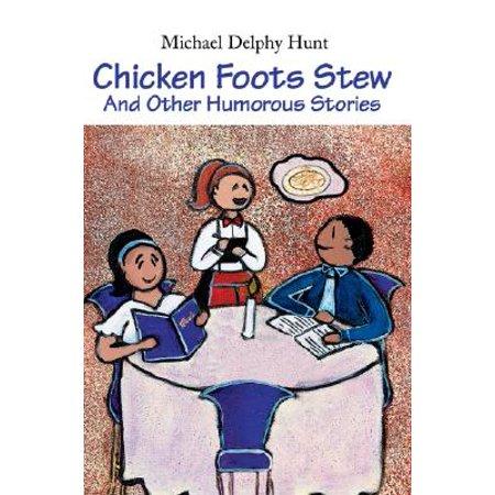 Chicken Foots Stew - eBook