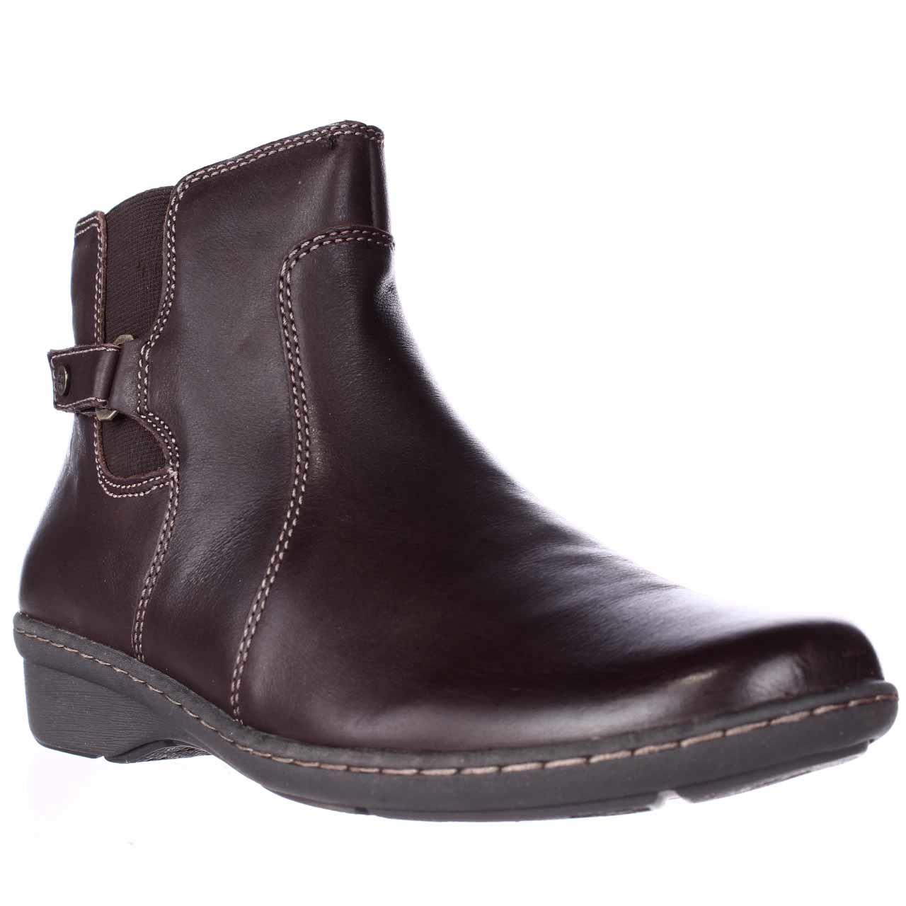 Womens naturalizer Rylen Ankle Booties - Ox Brown