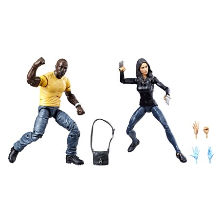 Marvel Legends Series 6-inch Luke Cage & Claire Temple 2-Pack for $<!---->