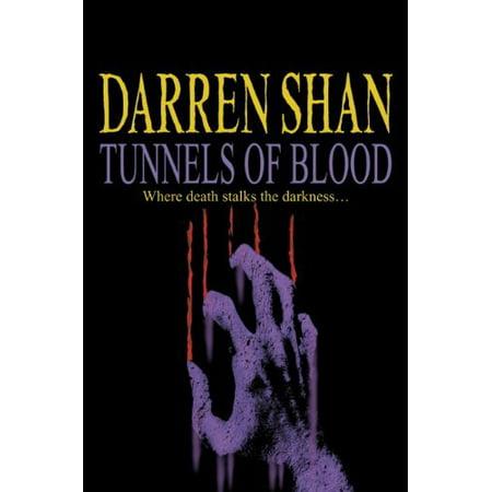 Tunnels of Blood : The Saga of Darren Shan Book