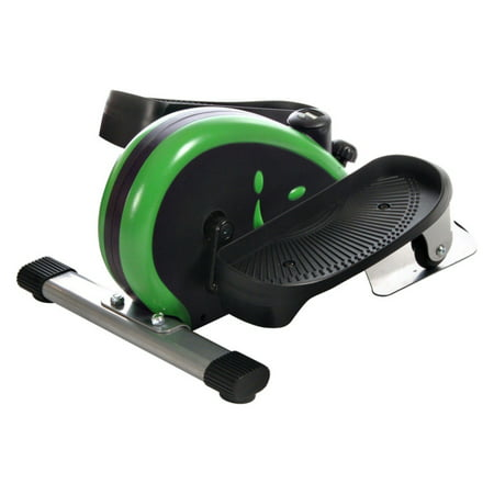 Stamina InMotion Elliptical, Green - lightweight for use at home or the