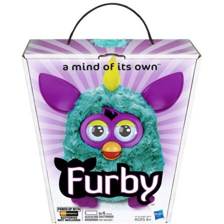 Furby, Teal/Purple