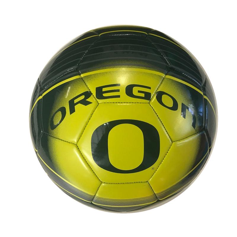 ICON Sports OREGON DUCKS Official Licensed Regulation Soccer Ball Size 5 by ICON Sports