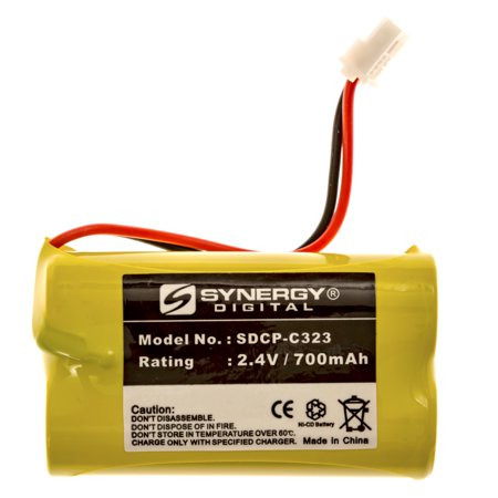 Radio Shack Sprint (Radio Shack 43-3534 Cordless Phone Battery NI-CD, 2.4 Volt, 700 mAh, Ultra Hi-Capacity Battery - Replacement Battery for Sony BP-T50, Vtech BT275242, Cordless Phone Batteries)