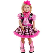 Lil rodeo princess toddler halloween costume S
