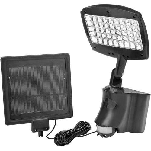 Coleman 45 LED Motion Activated Solar Flood