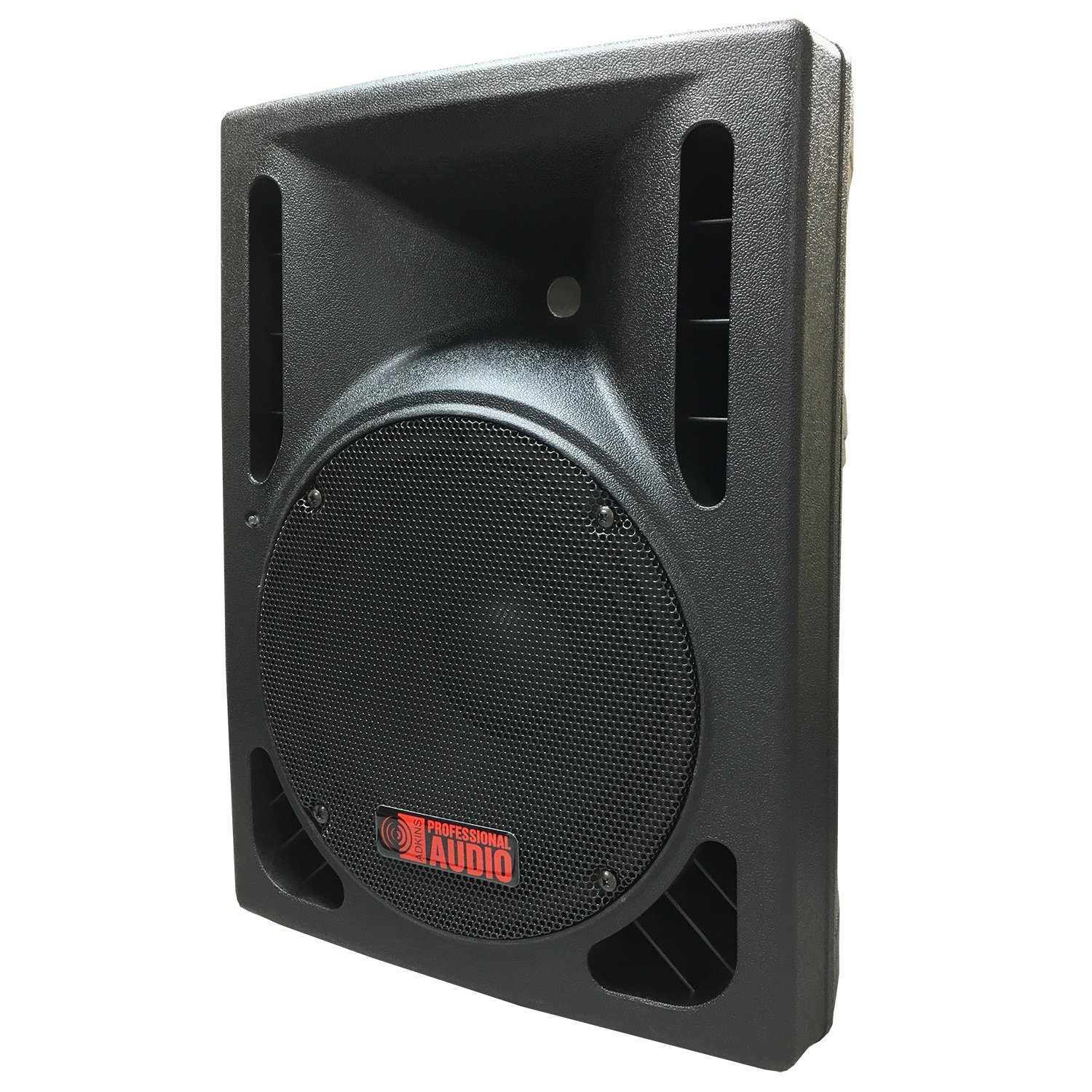 "DJ Speaker, PA Speaker 800 Watt Powered DJ Speaker 10"" Bi-Amp 2-way Active Speaker... by Adkins Pro Audio & Lighting"