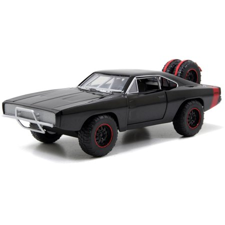 Jada Toys Fast and Furious 1/24 Scale Die Cast 1970 Dodge Charger Off Road