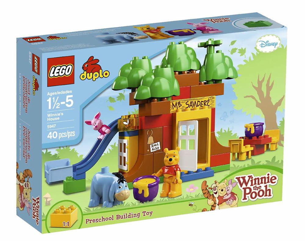 Lego DUPLO Winnie the Pooh Winnie's House by LEGO Systems, Inc.