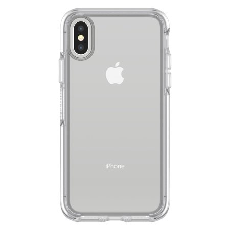 OtterBox Symmetry Series Clear Case for iPhone X, Clear