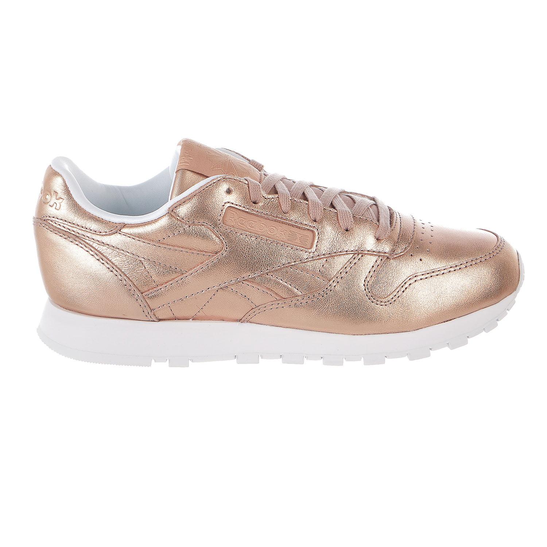 Reebok CL Lthr L Track Shoe Womens by Reebok