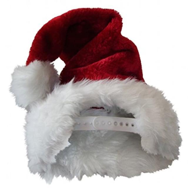 snapback santa hat- adjustIle