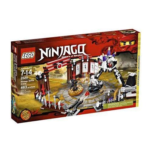 Lego Ninjago Ninjago Battle Arena Exclusive Set #2520